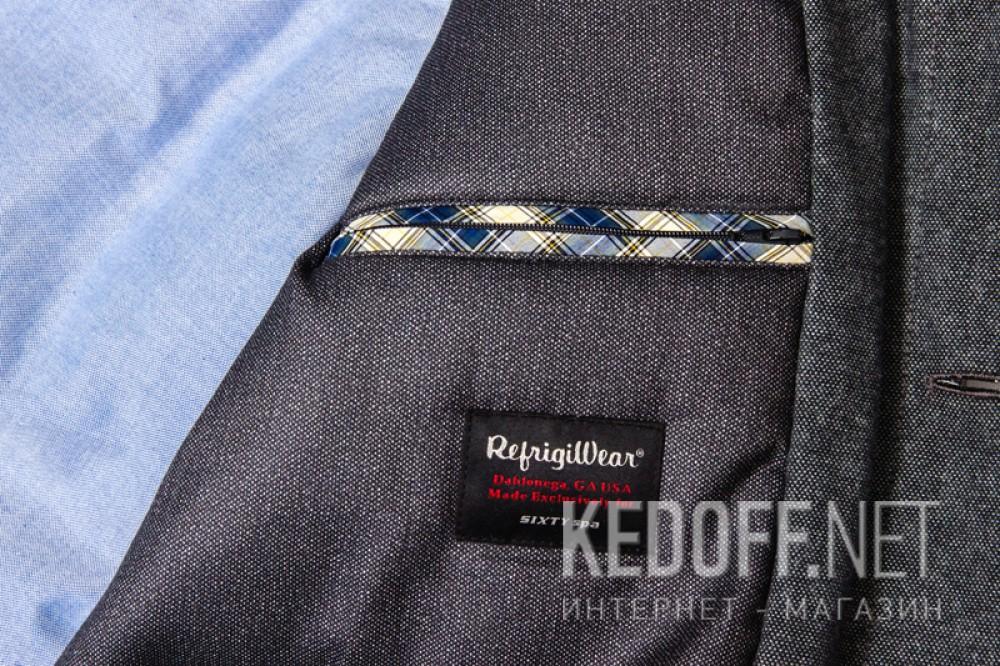 Доставка Куртки RefrigiWear 74081-8256   (серый)