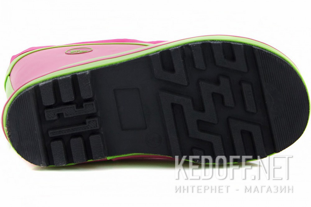 Цены на Детские резиновые сапоги Lumberjack 325002   (розовый)