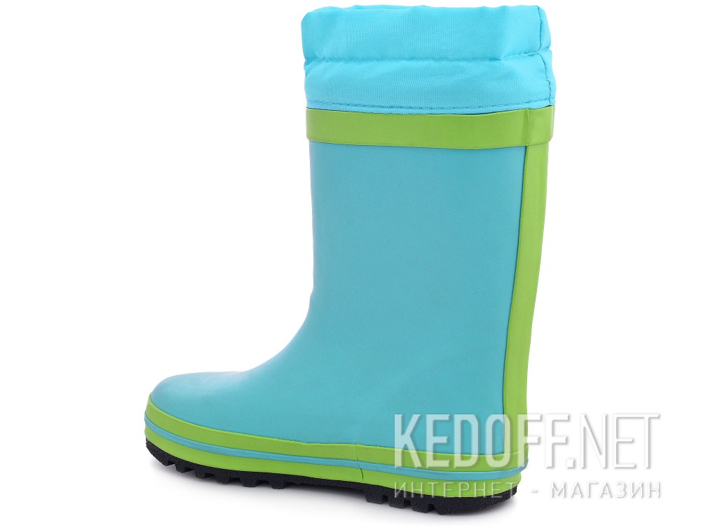 Детские резиновые сапоги Lumberjack 325002-1   (голубой) купить Украина