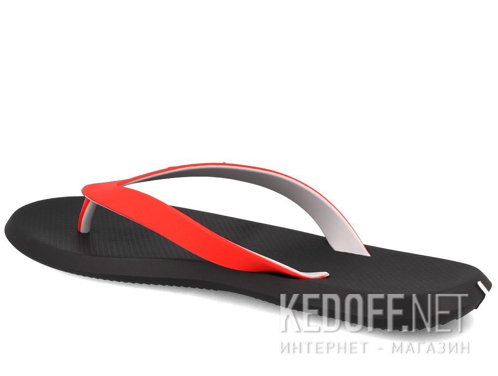 Вьетнамки Rider R1 10594-24063   (чёрный/красный/серый) купить Киев