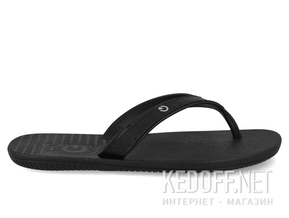 Мужские вьетнамки Rider 10738-22391   (чёрный) купить Киев