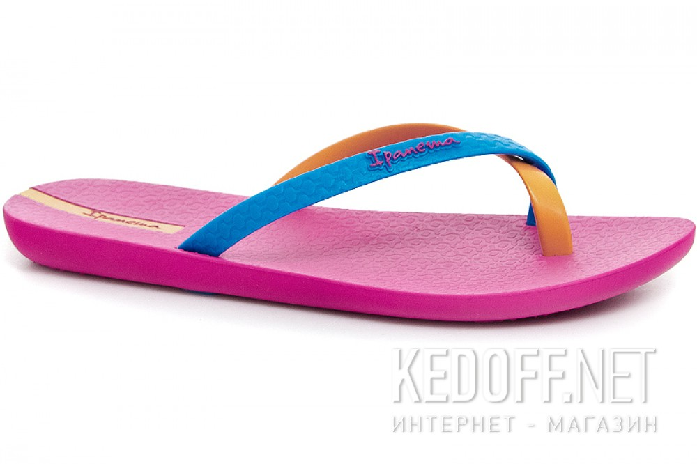 Flip Flops Ipanema Mix Color 81137-24011 Pink