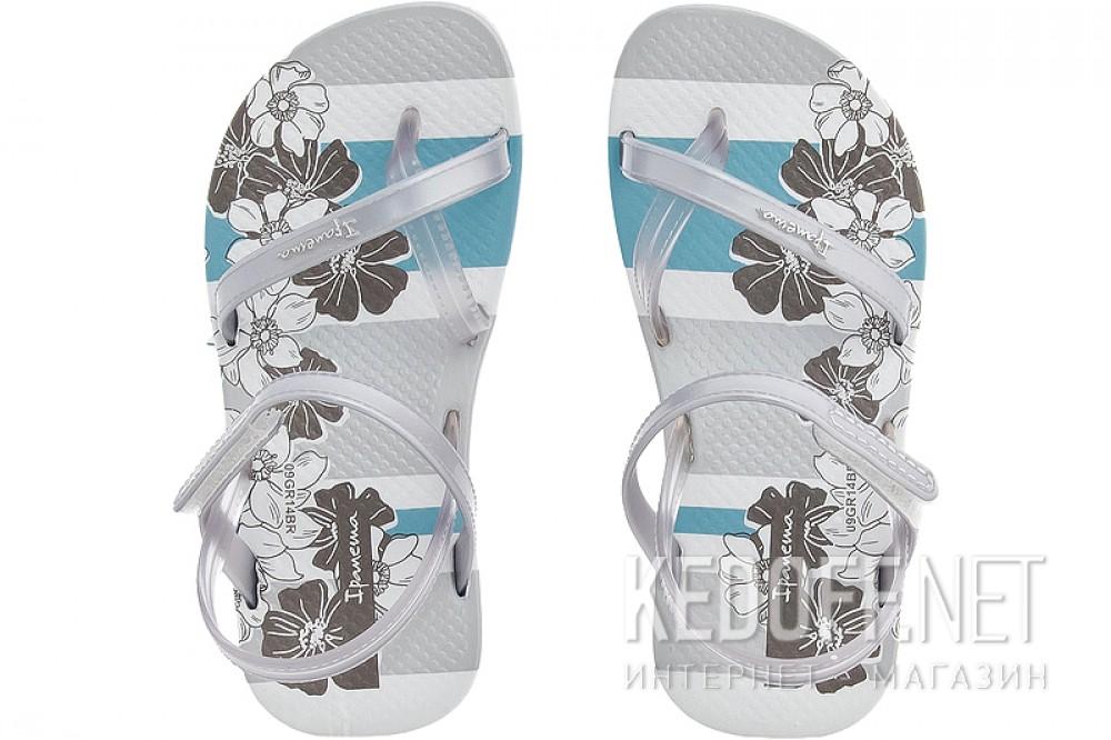 Купить Пляжная обувь Ipanema 81497-20932 унисекс   (серый/белый)