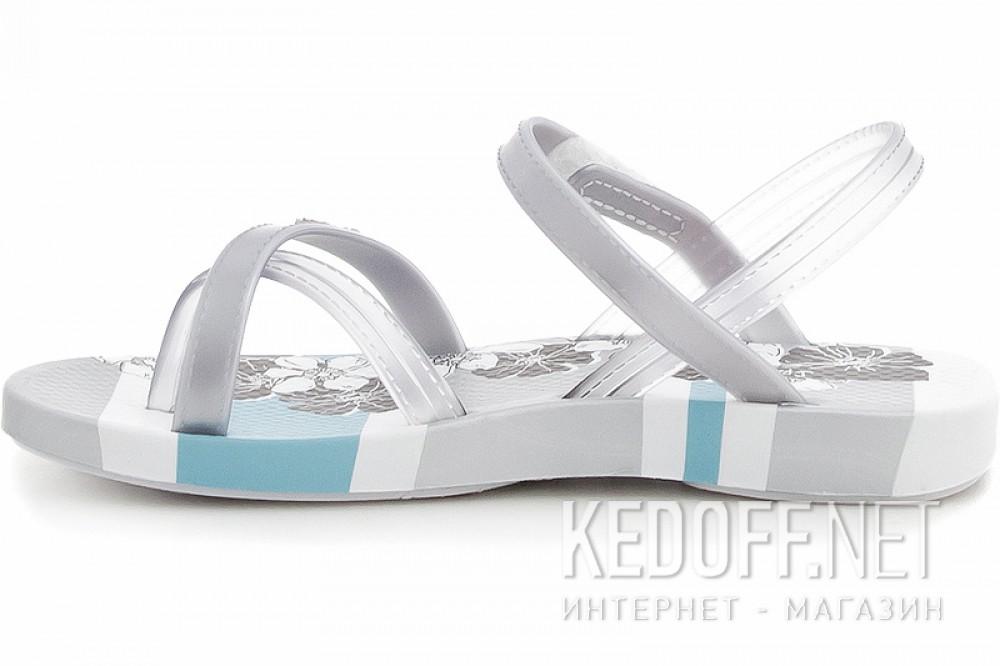 Пляжная обувь Ipanema 81497-20932 унисекс   (серый/белый) купить Украина
