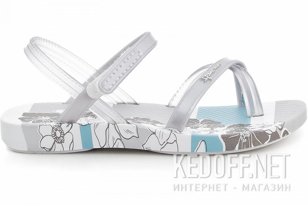 Пляжная обувь Ipanema 81497-20932 унисекс   (серый/белый) купить Киев