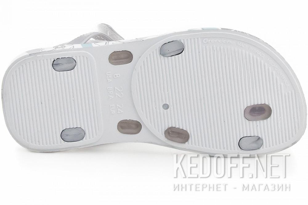 Оригинальные Пляжная обувь Ipanema 81497-20932 унисекс   (серый/белый)