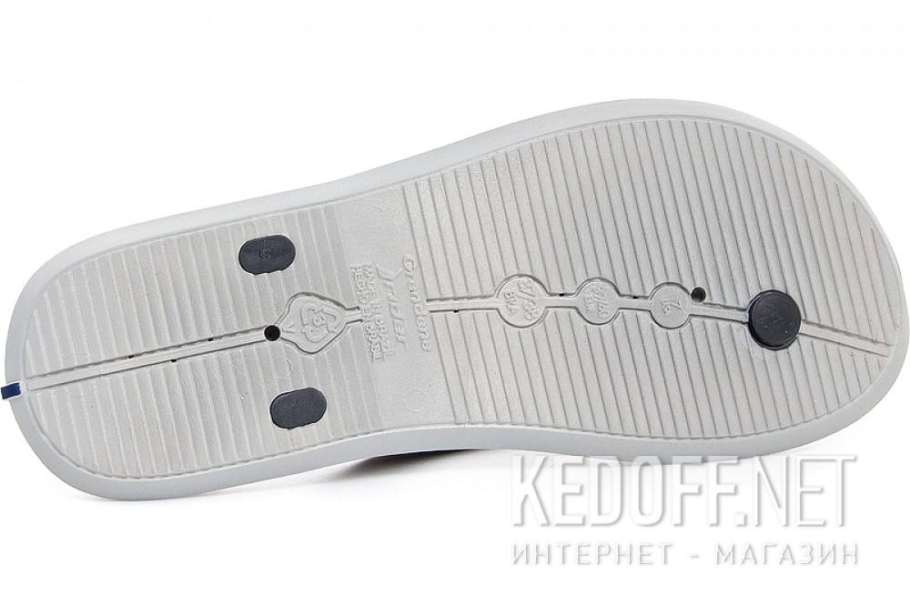 Men's flip flops Rider R1 Olympics 81530-21869 Grey