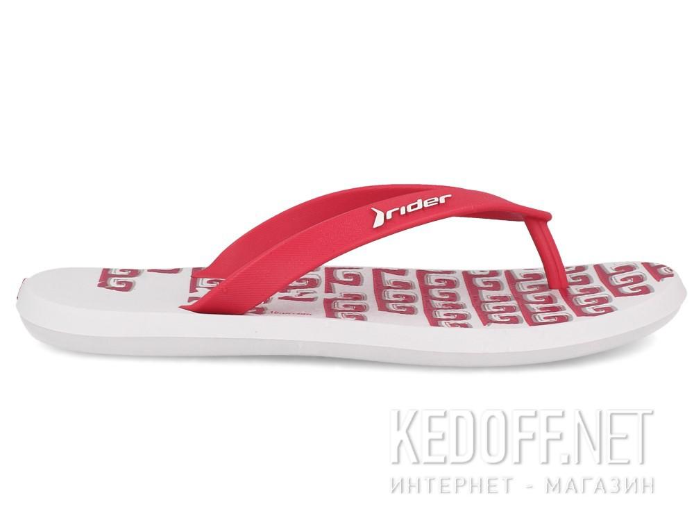 Вьетнамки Rider 81561-20755  (розовый/белый) купить Киев
