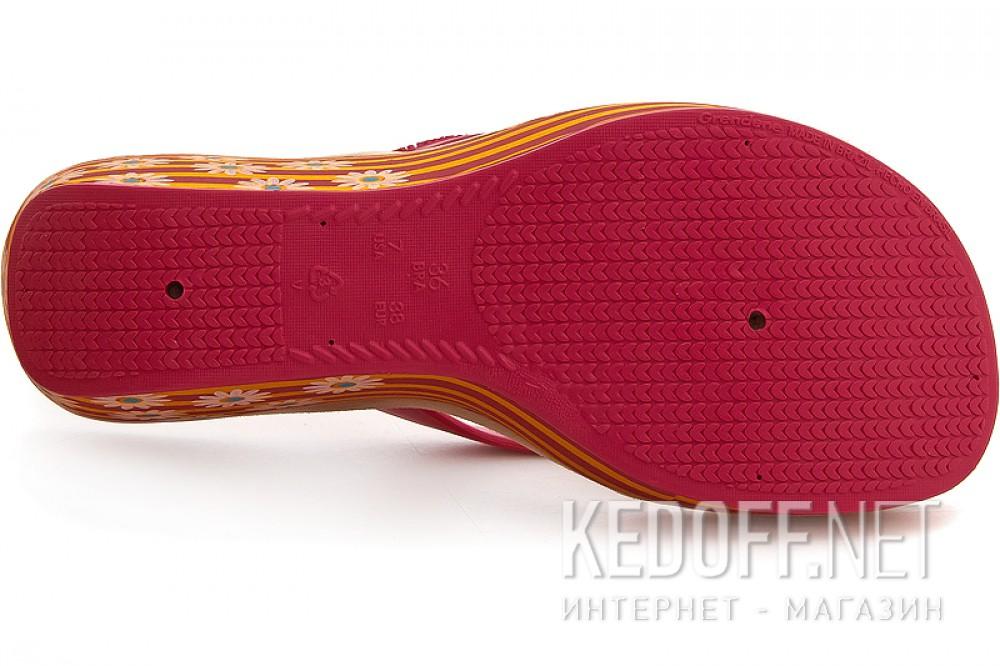 Оригинальные На танкетке Rider 81569-41074 унисекс   (оранжевый/розовый)