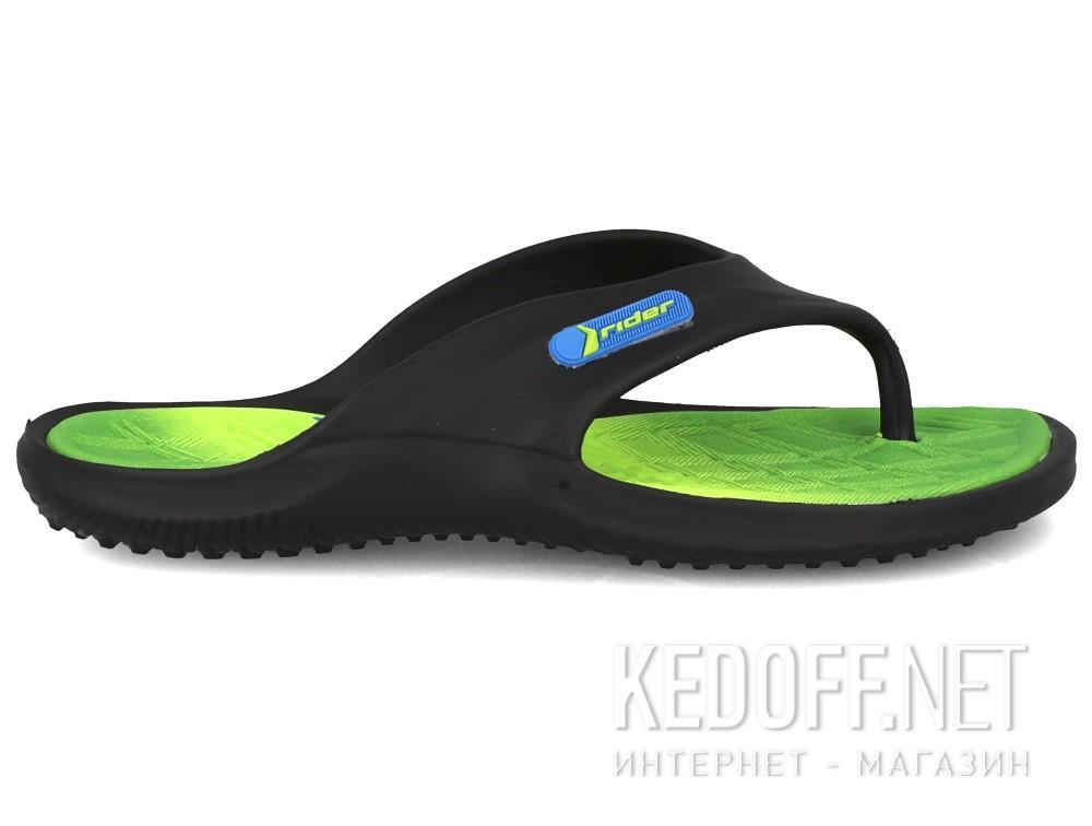 Вьетнамки Rider Cape X 81900-24033 унисекс   (зеленый/чёрный) купить Украина