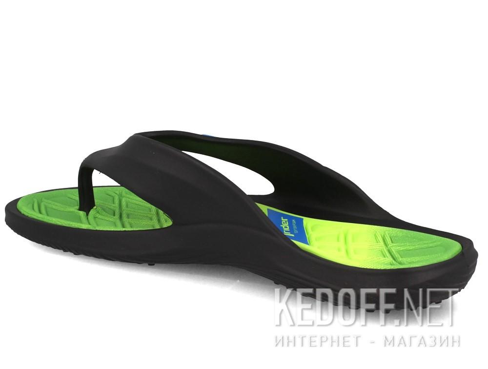 Вьетнамки Rider Cape X 81900-24033 унисекс   (зеленый/чёрный) купить Киев