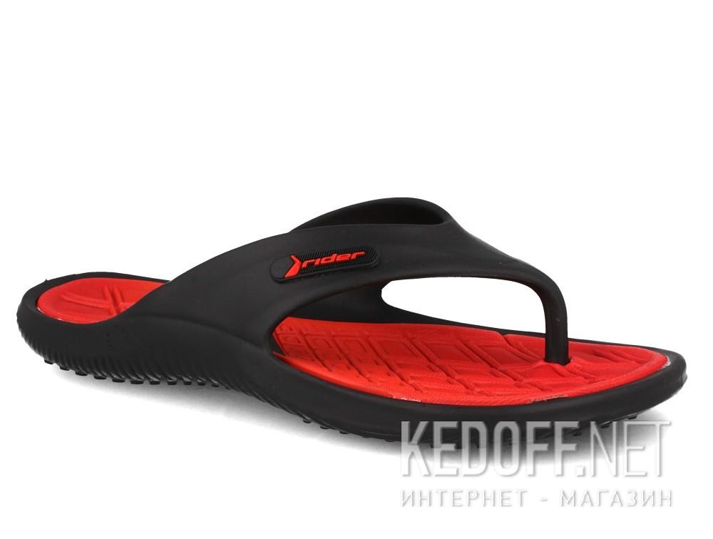 Купить Вьетнамки Rider Cape X 81900-24136 унисекс   (чёрный/красный)