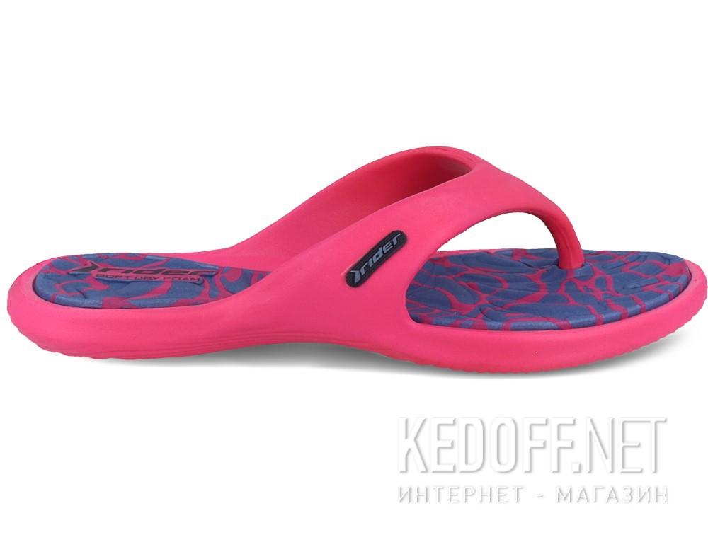 Вьетнамки Rider 81905-22437 Made in Brazil  (розовый) купить Украина