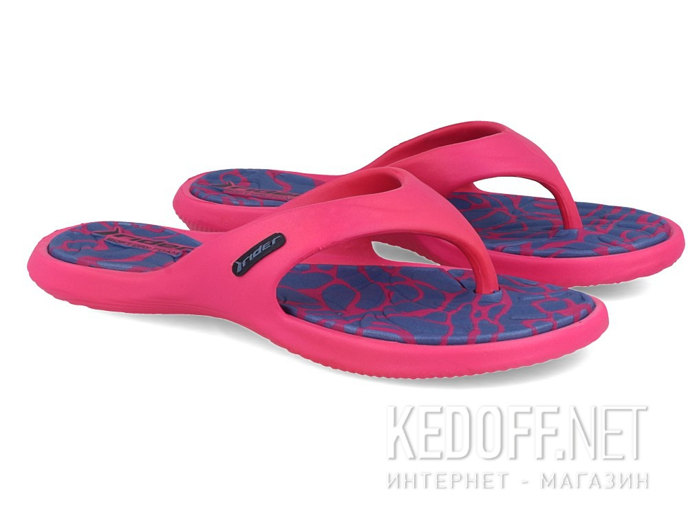 Оригинальные Вьетнамки Rider 81905-22437   (розовый)