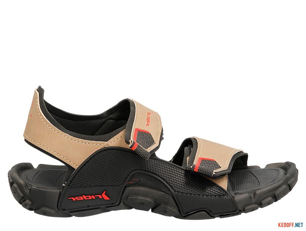 Пляжная обувь Rider 81910-20855 унисекс   (бежевый/чёрный) купить Киев