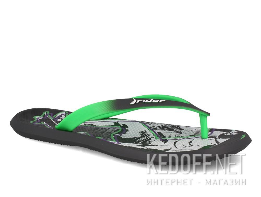 Вьетнамки Rider R1 Energy VI 82024-24124 унисекс   (зеленый/серый)