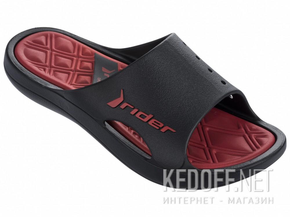 Вьетнамки Rider Bay VI 81901-24136 унисекс   (чёрный/красный)