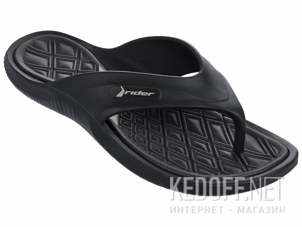 Мужские вьетнамки Rider Cape X 81900-24179   (чёрный) купить Киев