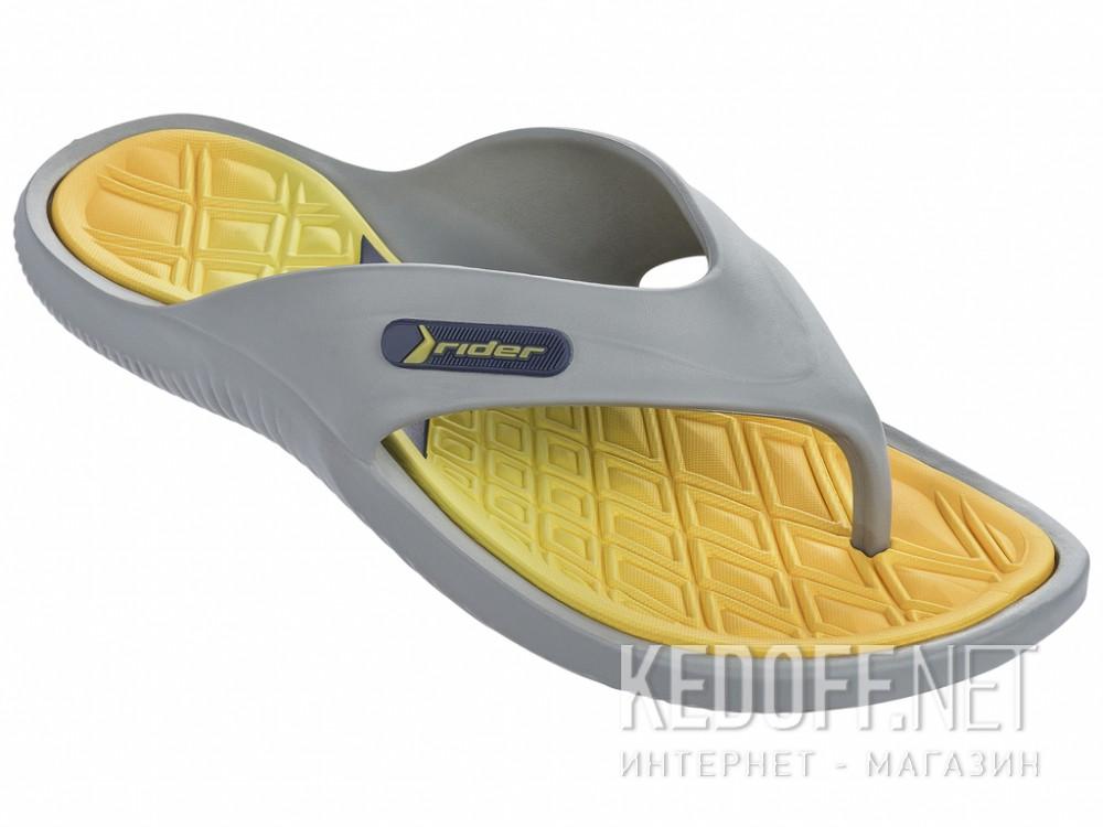 Купить Вьетнамки Rider Cape X 81900-24209 унисекс   (жёлтый/серый)