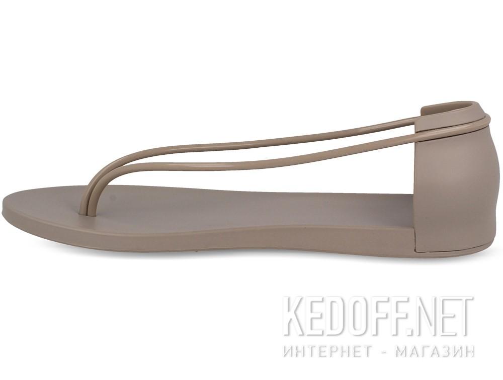 Вьетнамки Rider Ipanema Philippe Starck 82047-24424 унисекс   (светло-коричневый/серый) купить Киев