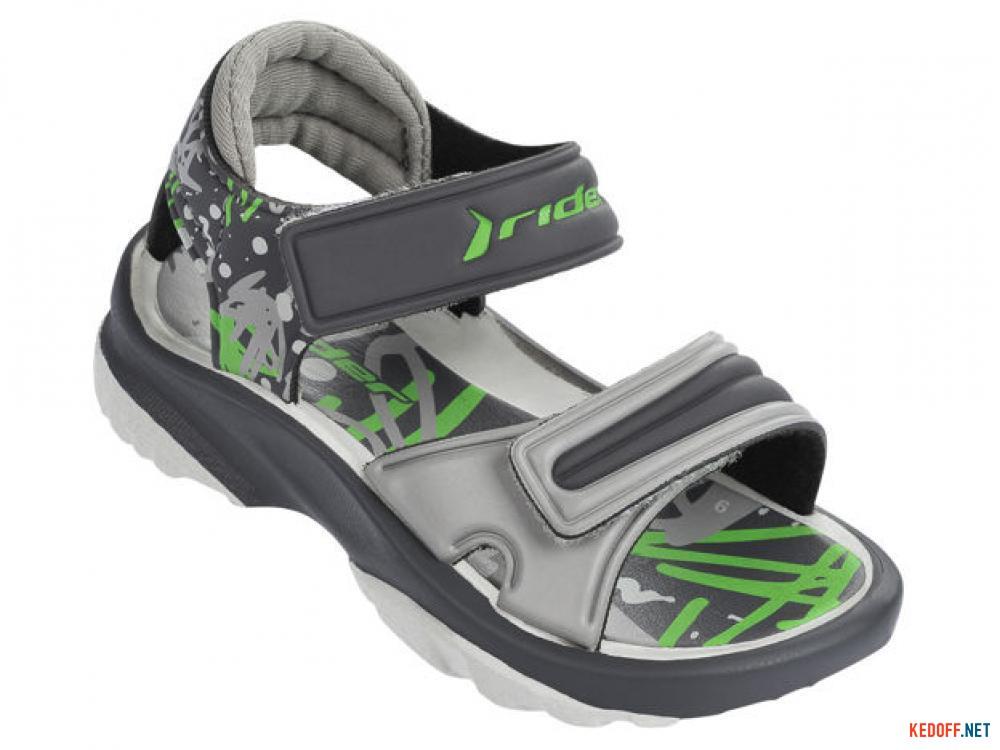 Купить Сандалии Rider K2 Twist Vi Baby 81912-20996 унисекс   (зеленый/серый)