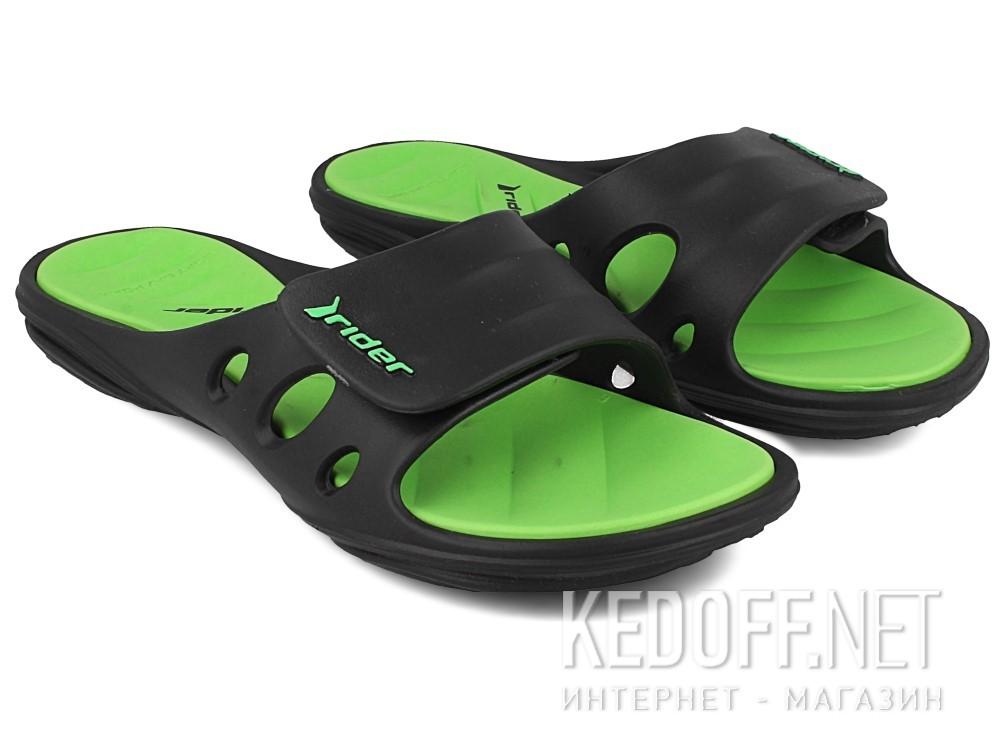 Пляжная обувь Rider Key Ix Fem 81906-23238 унисекс   (зеленый/чёрный) купить Украина