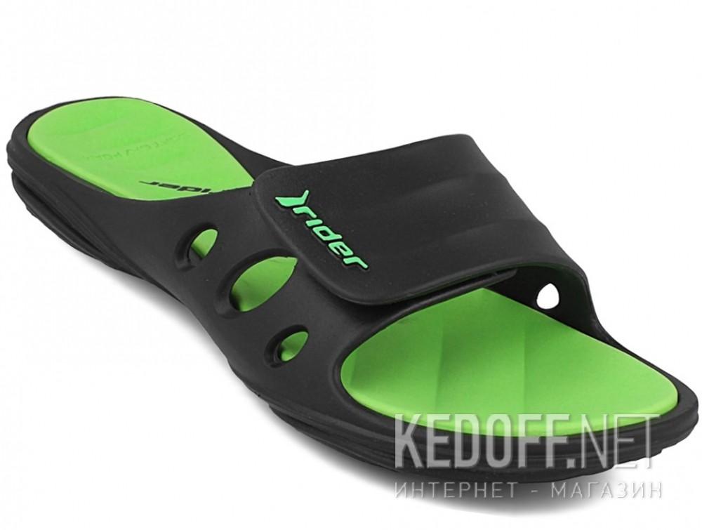 Купить Пляжная обувь Rider Key Ix Fem 81906-23238 унисекс   (зеленый/чёрный)