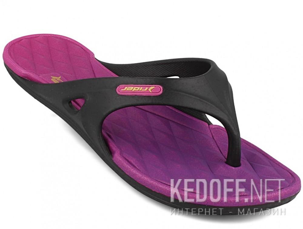 Купить Вьетнамки Rider Monza Iii Fem 81920-23954 унисекс   (фиолетовый/чёрный)