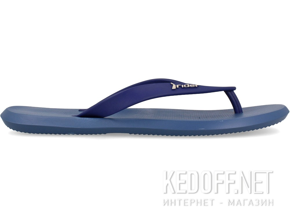 Мужские вьетнамки Rider R1 10594-20781   (тёмно-синий) купить Киев