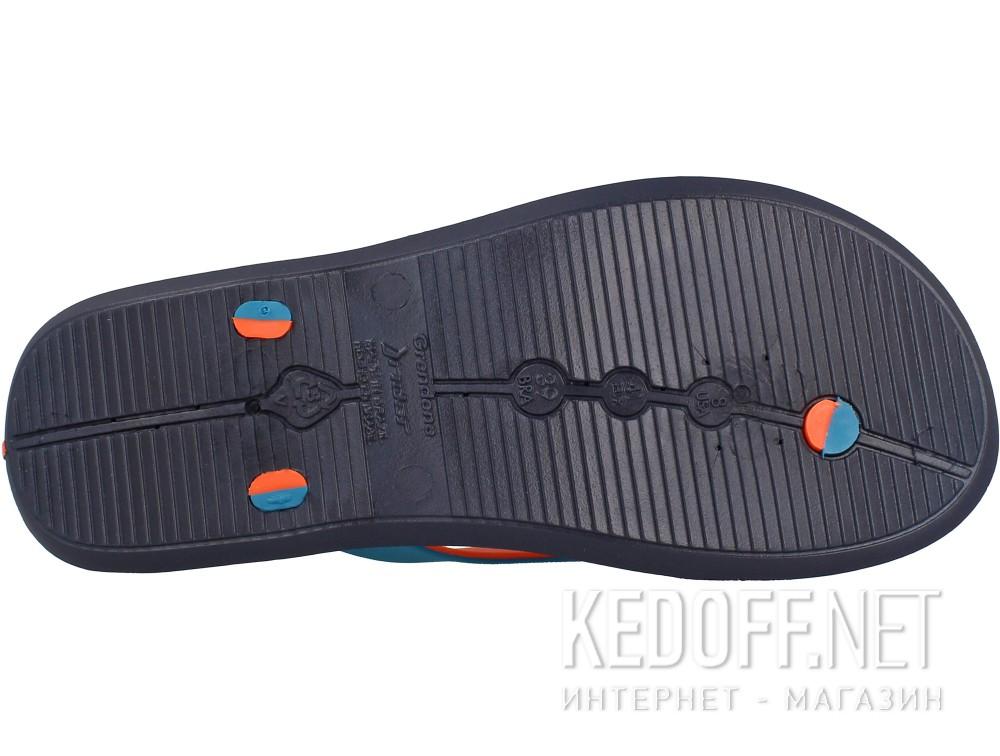 Вьетнамки Rider R1 10594-24193   (тёмно-синий/бирюзовый/оранжевый) купить Киев
