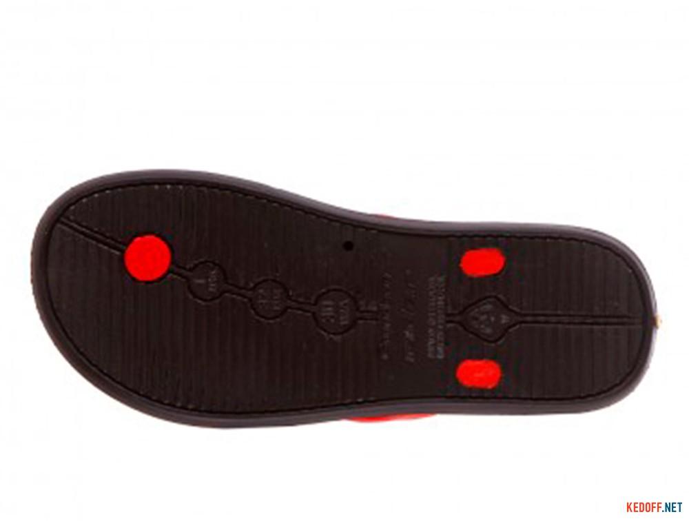 Вьетнамки Rider R1 Energy 81307-2498 унисекс   (чёрный/красный)
