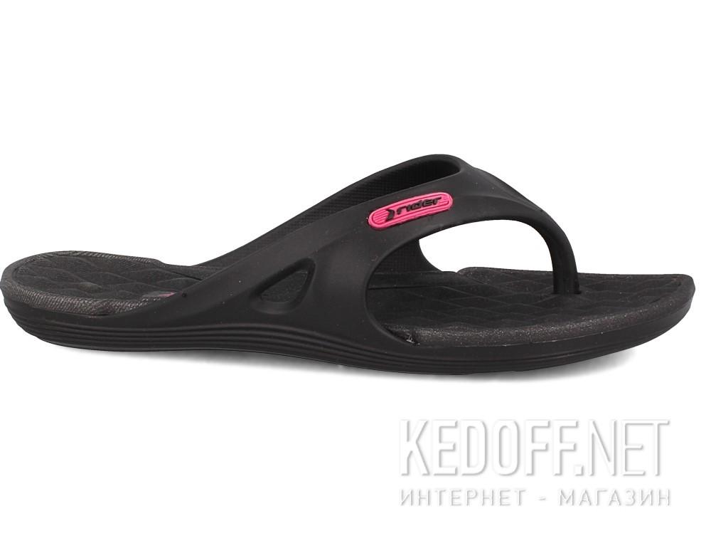 Вьетнамки Rider Monza 81920-24061 унисекс   (чёрный) купить Украина