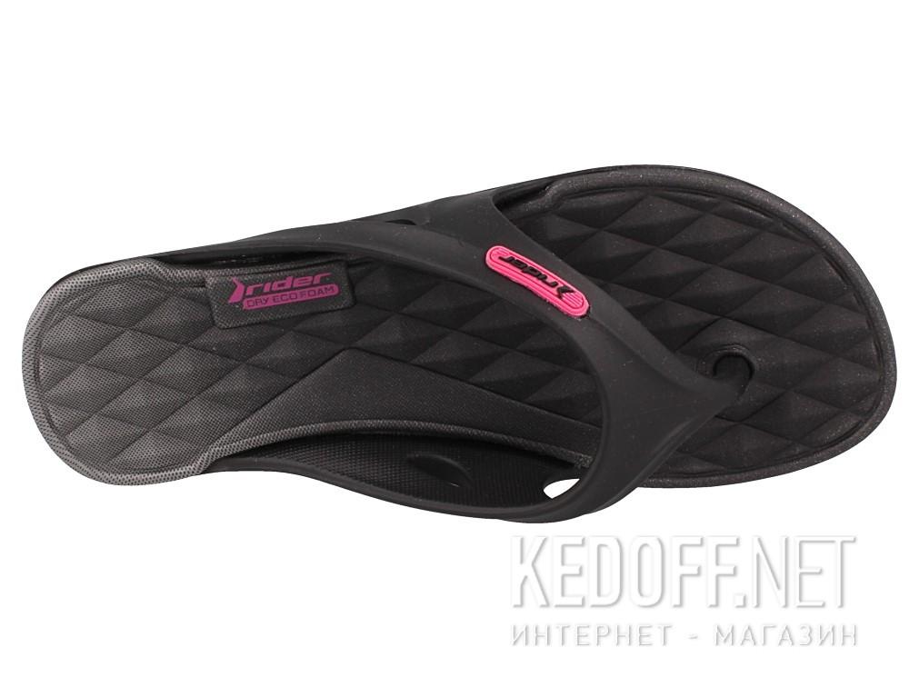 Оригинальные Вьетнамки Rider Monza 81920-24061 унисекс   (чёрный)
