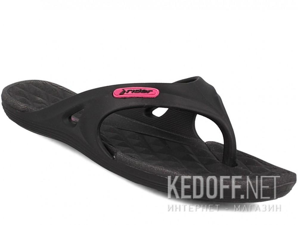 Купить Вьетнамки Rider Monza 81920-24061 унисекс   (чёрный)