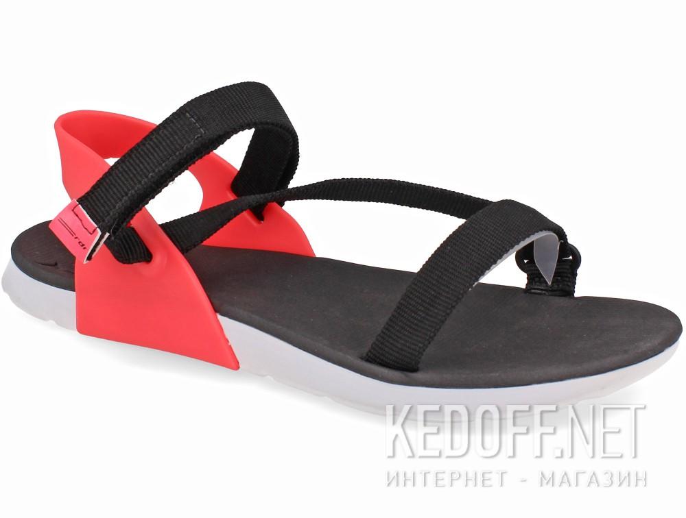 Купить Женские сандалии Rider RX Sandal 82136-21428 (коралловый/чёрный/красный)
