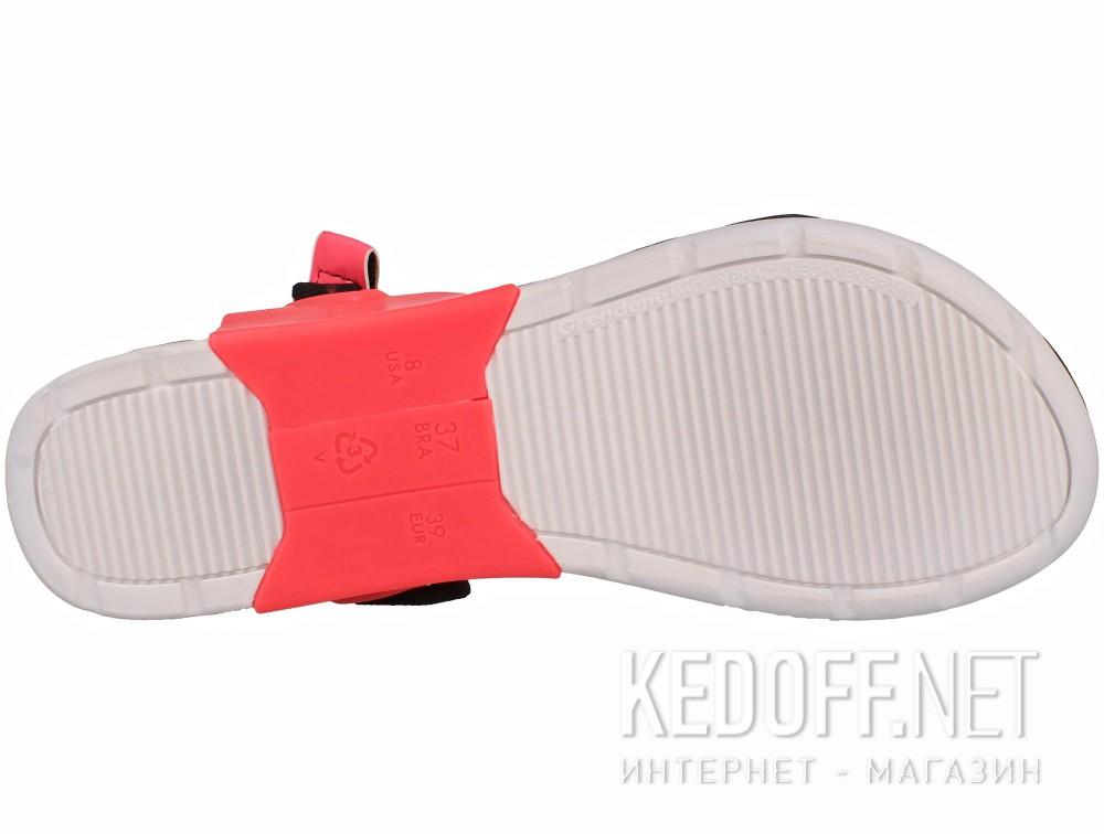 Оригинальные Женские сандалии Rider RX Sandal 82136-21428 (коралловый/чёрный/красный)