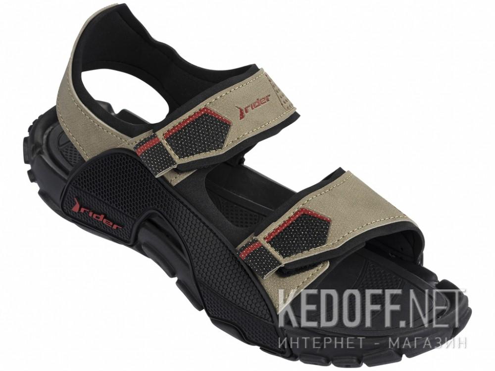 Купить Пляжная обувь Rider 81910-20855 унисекс   (бежевый/чёрный)
