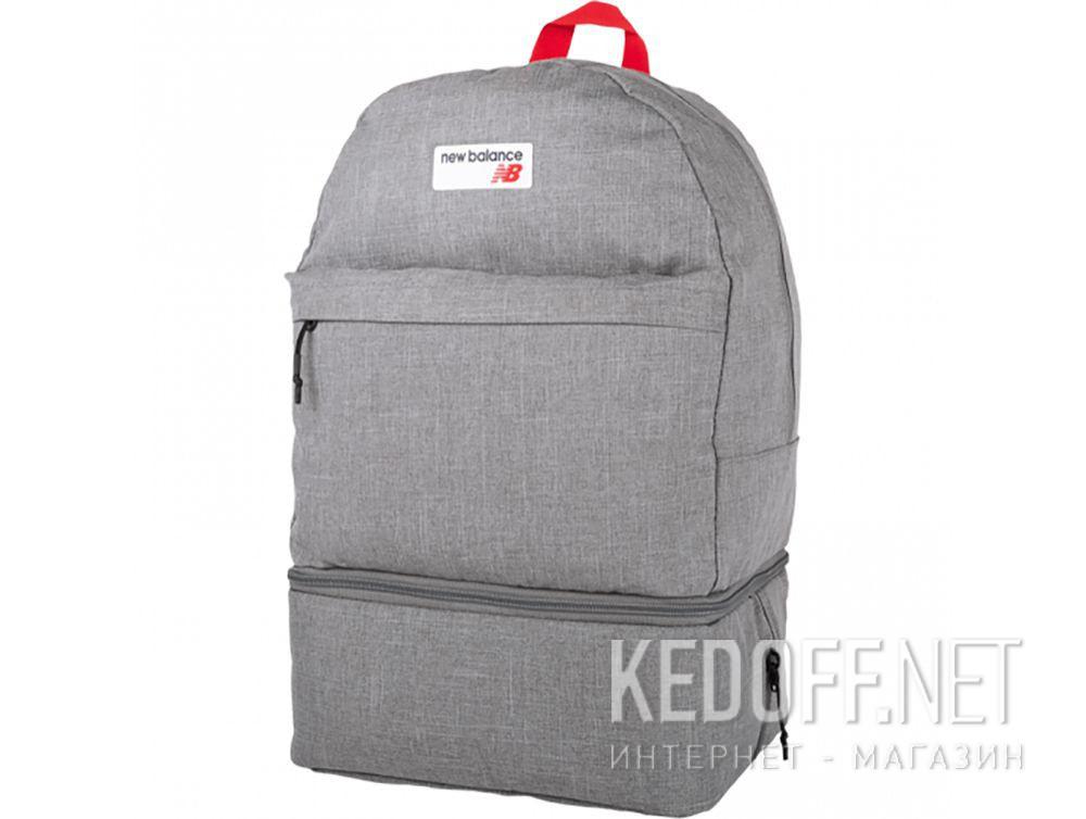 Купить Рюкзак New Balance Lsa Sneakerhead Backpack LAB93019AG