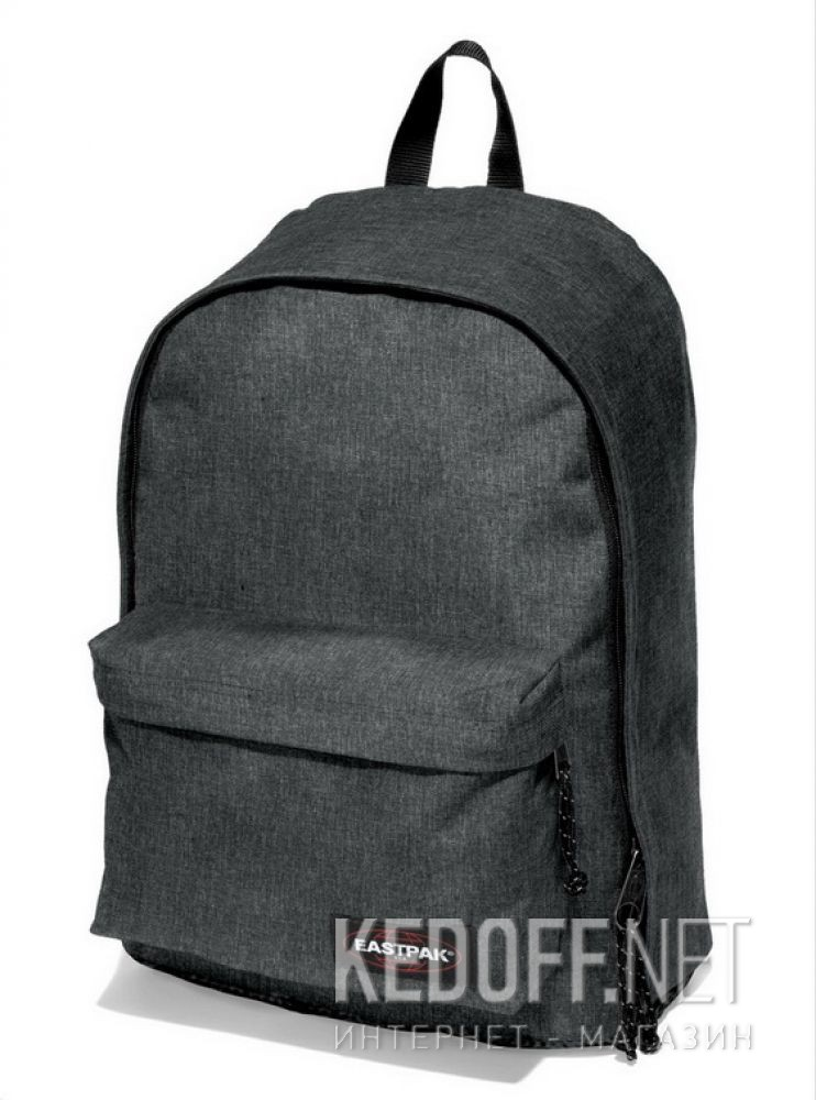 Рюкзак Eastpak Out Of Office Black Denim EK76777H купить Киев