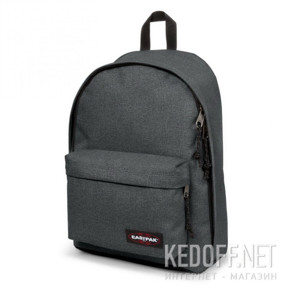Купить Рюкзак Eastpak Out Of Office Black Denim EK76777H
