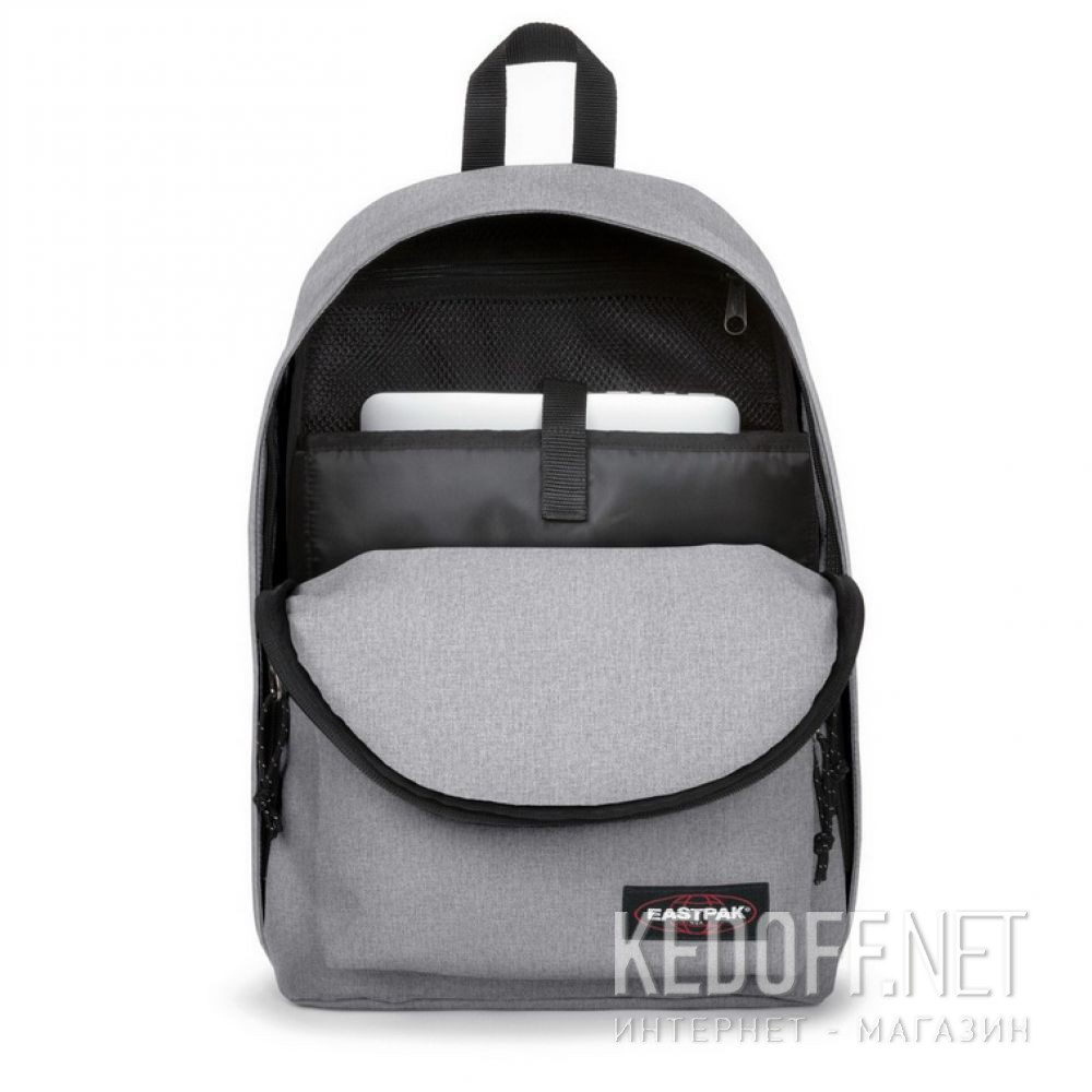 Рюкзак Eastpak Out Of Office Sunday Grey EK767363 купить Киев
