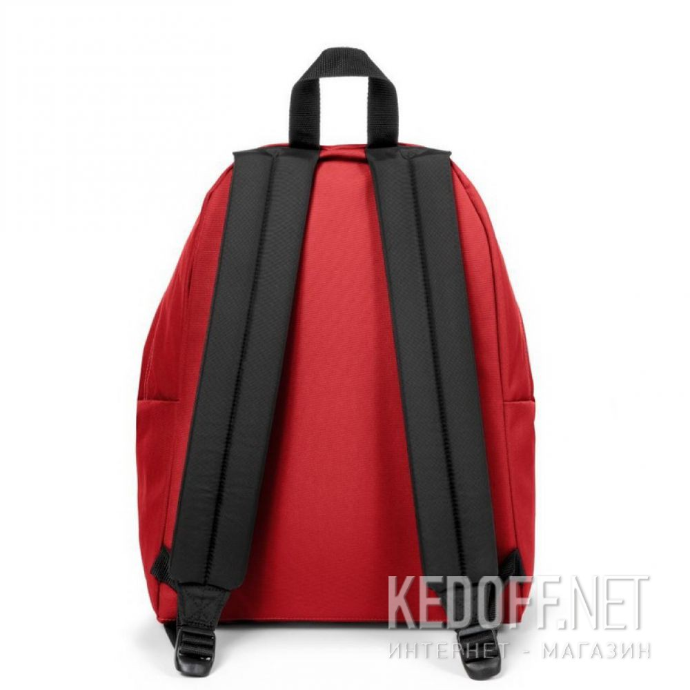 Рюкзак Eastpak Padded Pak'r Apple Pick Red EK62098M купить Украина