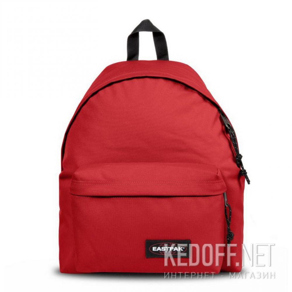Рюкзак Eastpak Padded Pak'r Apple Pick Red EK62098M купить Киев