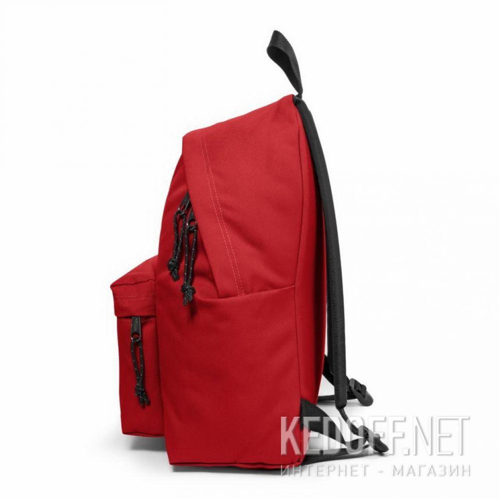 Оригинальные Рюкзак Eastpak Padded Pak'r Apple Pick Red EK62098M