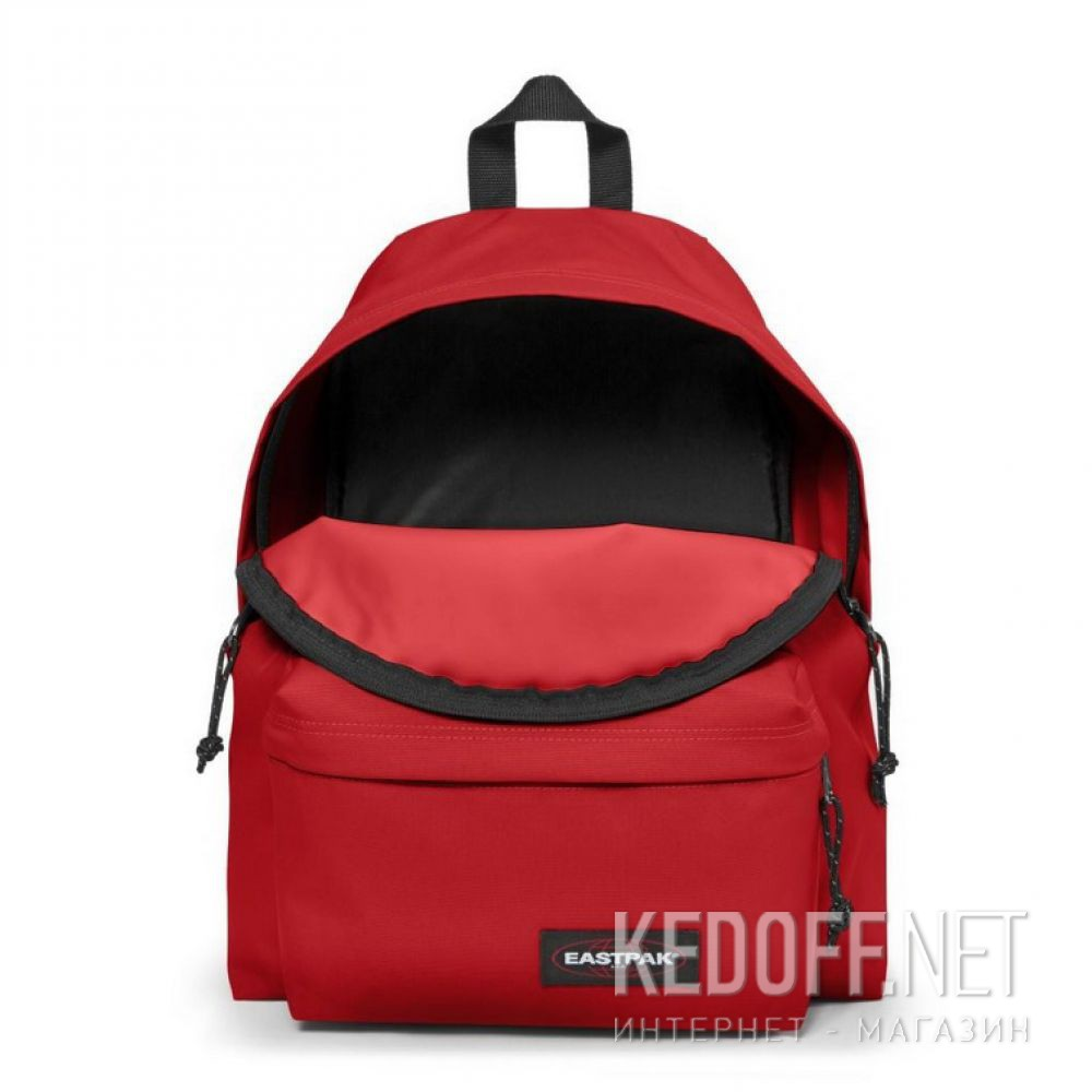 Рюкзак Eastpak Padded Pak'r Apple Pick Red EK62098M описание