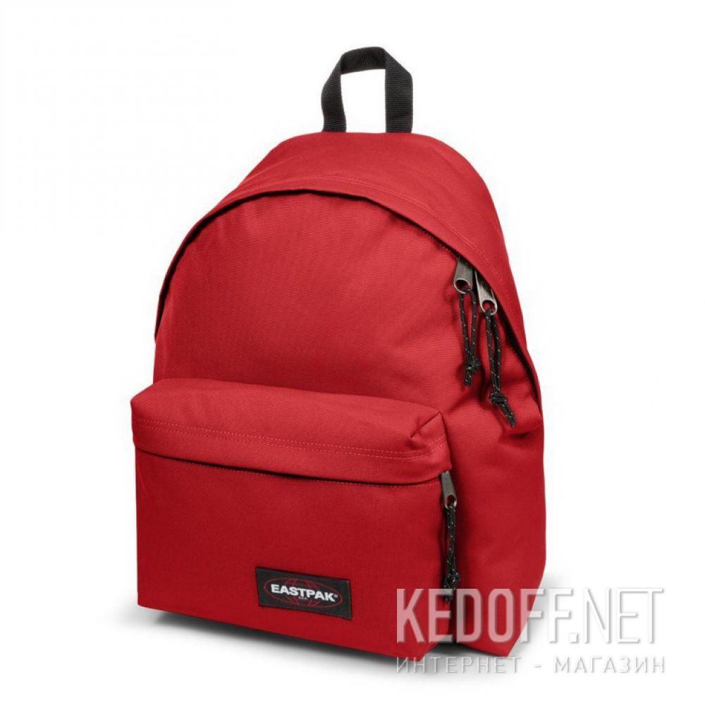 Купить Рюкзак Eastpak Padded Pak'r Apple Pick Red EK62098M