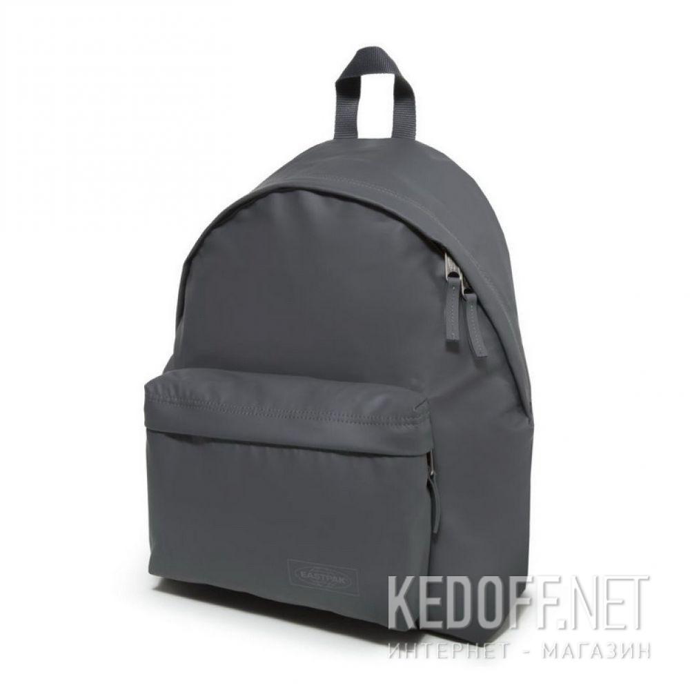 Рюкзак Eastpak Padded Pak'r Brim Grey EK62094O купить Киев