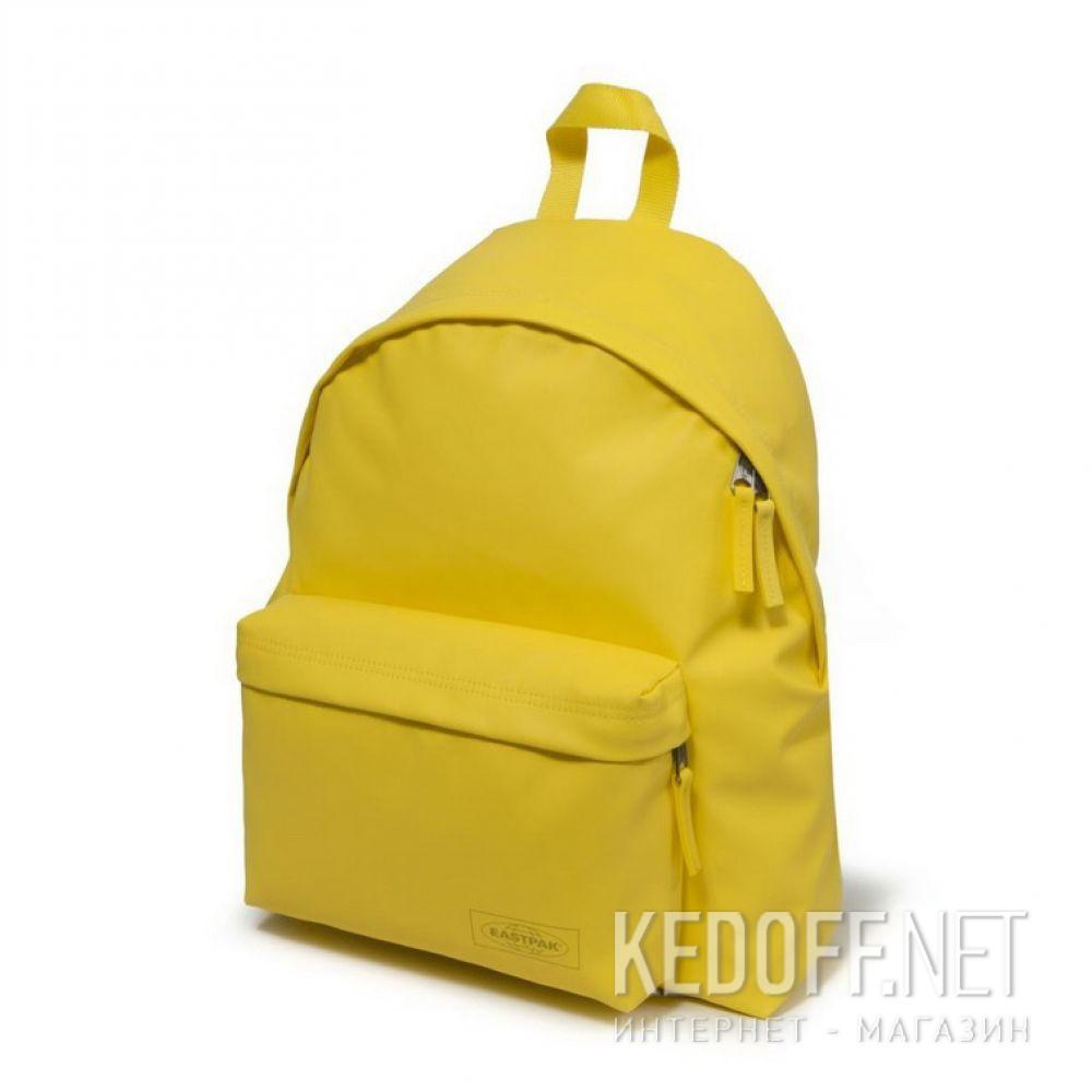 Рюкзак Eastpak Padded Pak'r Brim Yellow EK62095O купить Украина