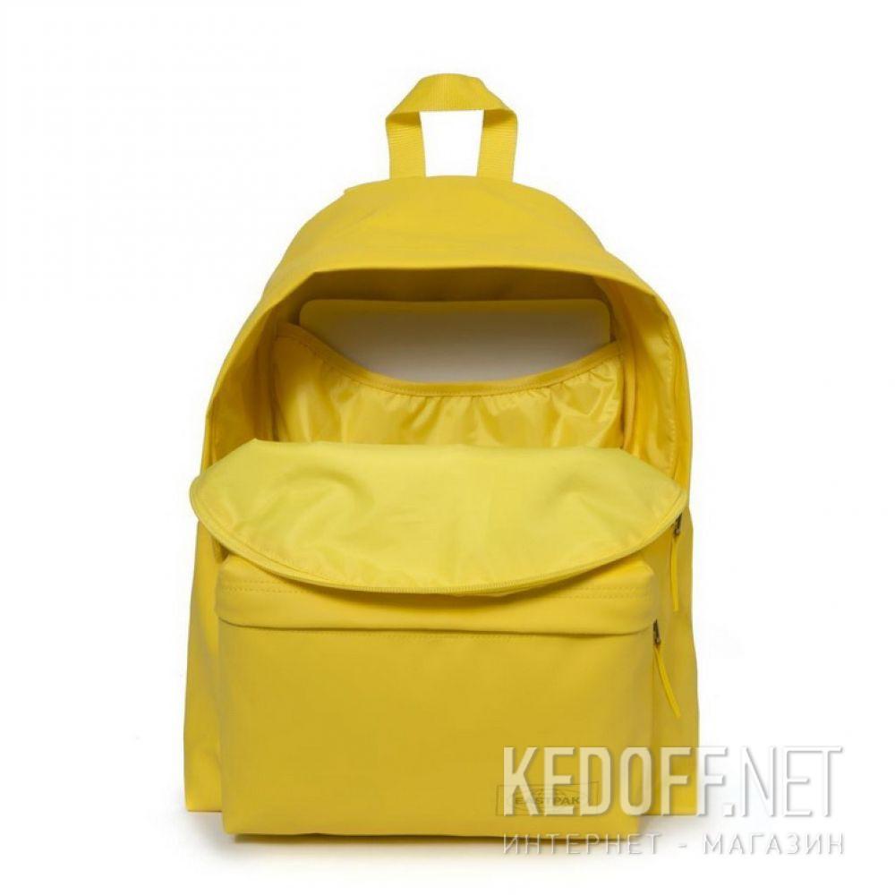 Рюкзак Eastpak Padded Pak'r Brim Yellow EK62095O купить Киев
