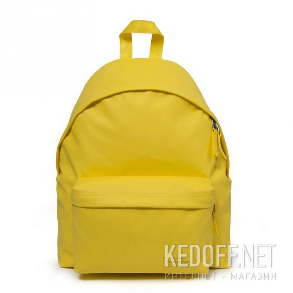 Купить Рюкзак Eastpak Padded Pak'r Brim Yellow EK62095O